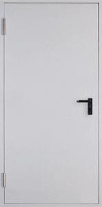 Пожарна врата EI 60 – еднокрилна
