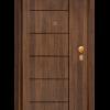 Блиндирана врата Модел Модел F-1001 цвят Poyro