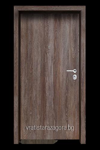 Блиндирана врата Модел CLASIKO цвят Kaneto
