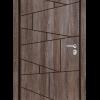 Блиндирана врата Модел Модел F-1005 цвят Kaneto