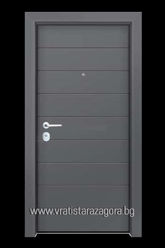Блиндирана врата Серия RYPS Модел FR8