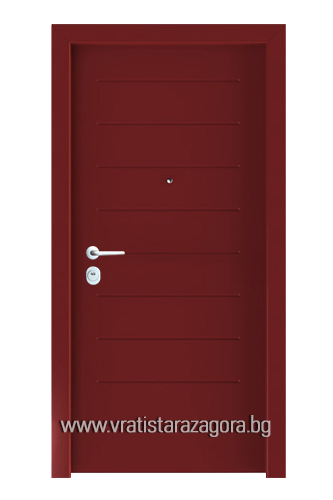 Блиндирана врата Серия RYPS Модел WFR9