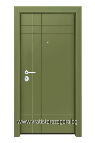 Блиндирана врата Серия VERTE Модел FV-4