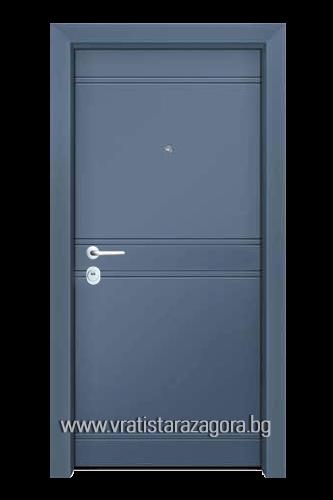 Блиндирана врата Серия VERTE Модел FV-2