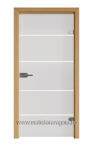 Интериорна врата GLASS GD2