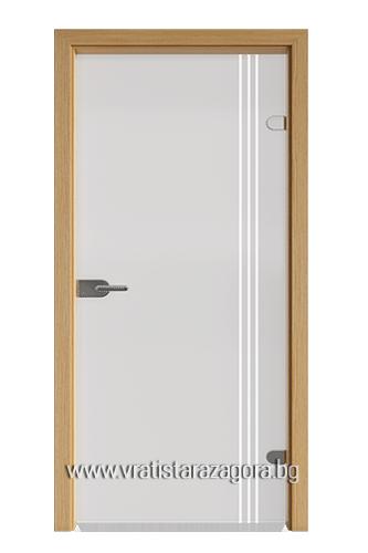 Интериорна врата GLASS GD6