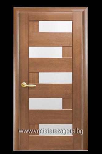 Интериорна врата Пиана Стъкло