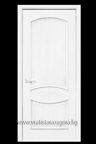 Интериорна врата Дона плътна Бляа