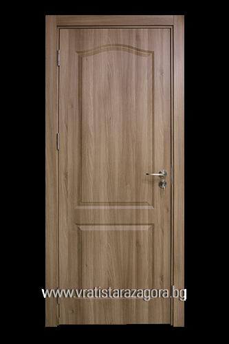 Интериорна врата Фортис плътна Златен дъб