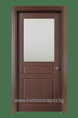 Интериорна врата Крафт Мастер-Перге Стъкло