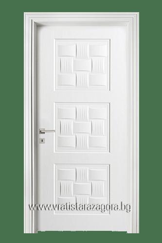 Интериорна врата Крафт Мастер – Ратан