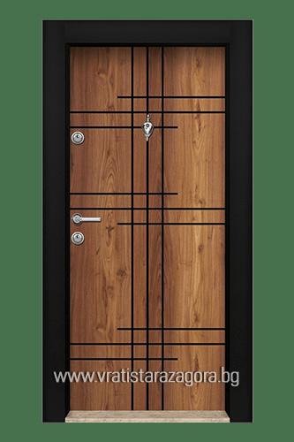 Входна врата модел 05 Сарухан
