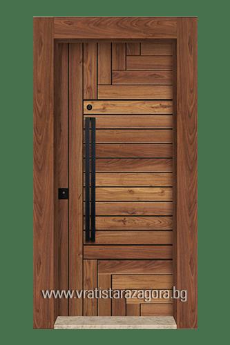 Входна врата модел Стар М 18 Доку