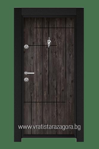 Входна врата модел Стар 46